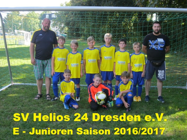 E-Junioren  Saison 2016/2017